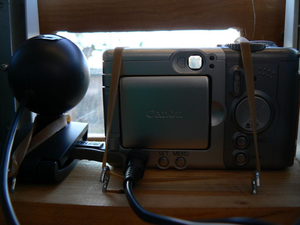 Asf web camera